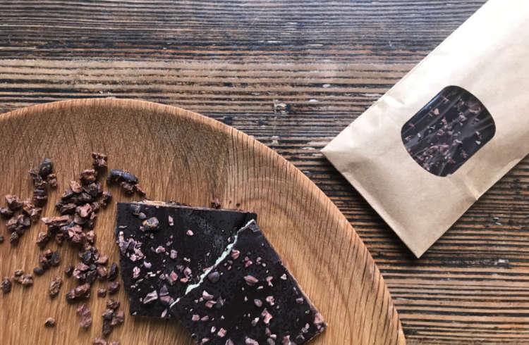 Samadhi Schokolade klein